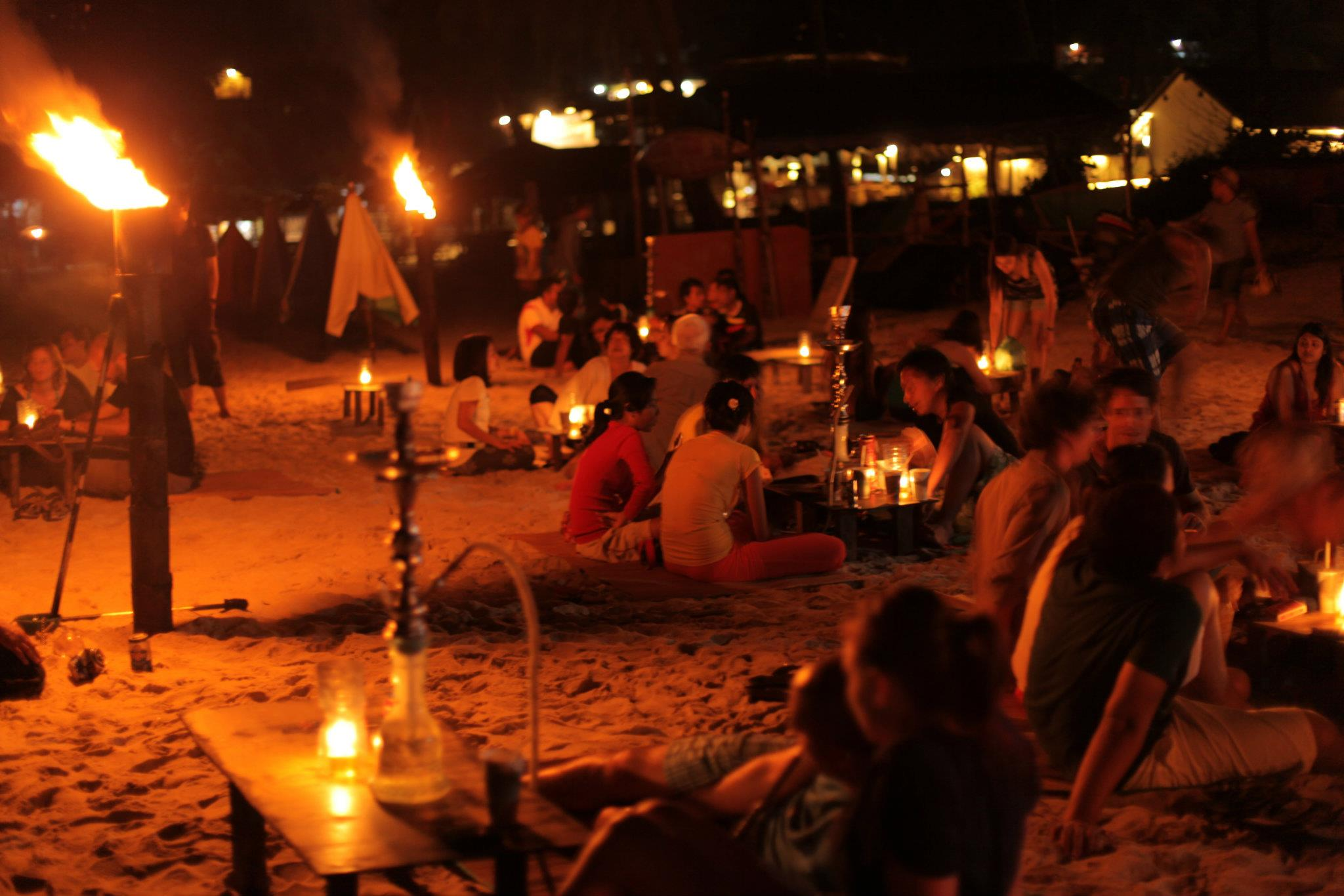 redang island nightlife