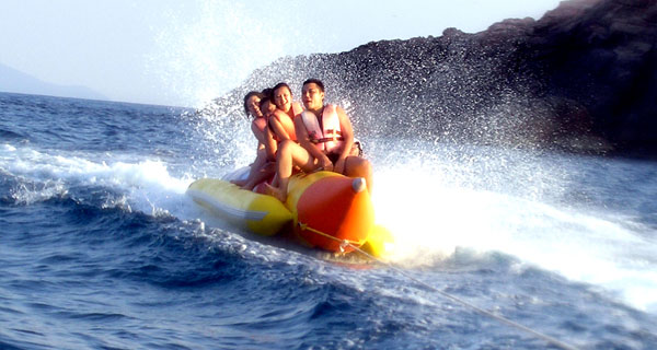 redang island water sports